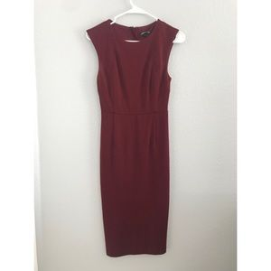 Express Bodycon Midi Dress